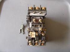 Allen Bradley 509-AOD Motor Starter w/ Contas Nema A600 *FREE SHIPPING*