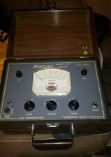 Flowtronic Air Velocity Meter Model 55B1 Rare! Ex Condition! Never See These!