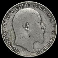 More details for 1910 edward vii silver florin, fine