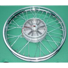 "NEW CHROME WHEEL 18""-2,15  - JAWA 350 (634,632,638,639,640) + ČZ 125,175,250,350"