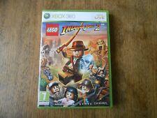 Jeu Microsoft XBOX 360 - LEGO Indiana Jones 2 Xbox 360 - PAL - FR (complet)