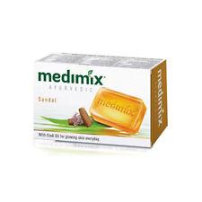 3 BARS Medimix SANDAL 125gm Ayurvedic Soap Natural 18 Herbs Acne Pimple USA