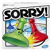 Sorry Game Classic Original Board Game By Hasbro