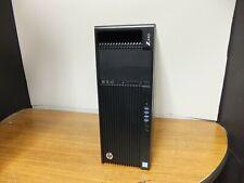 HP Z440 Workstation E5-1607v3 3.10Ghz/32Gb/2x 500Gb RAID 0/Q600/DVD-RW/Win10 H1