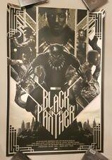 BLACK PANTHER by Matt Taylor - Mondo Excl. 24x36 Screen Print Poster - #838/925