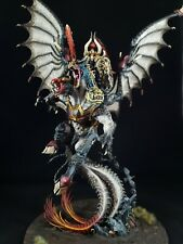 Warhammer Age of Sigmar Chaos Archaon Everchosen Commission (read description)