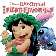 Lilo & Stitch: Island Favorites Disney (CD Nov-2002) New FREE SHIPPING Sealed