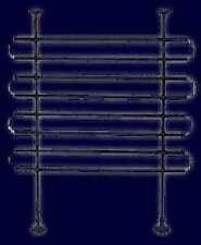 GRIGLIA SEPARATORE FUORISTRADA UNIVERSALE COMPONIBILE 3 TUBI FISSAGGIO C/VENTOSE
