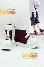 Hunter X Hunter Killua Zaoldyck Cosplay shoes boots
