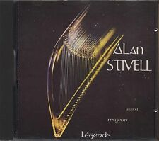ALAN STIVELL - Legende - CD UK 1987 CM CD 022 LIKE NEW COME NUOVO UNPLAYED