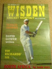 WISDEN - VIV 322 - July 1985 Vol 7 # 2