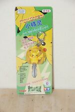 Rare New Tomy Pikachu Flashlight Keychain Free Shipping