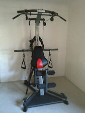 Bowflex Xtreme 2 SE Lat Squat Legs Arms Chest Home Gym Extreme Power Rod Fitness