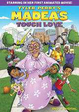 Tyler Perry's Madea's Tough Love, Very Good DVD, Avery Kidd Waddell, Kate Higgin