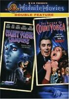 Count Yorga, Vampire / The Return of Count Yorga [New DVD] Australia -