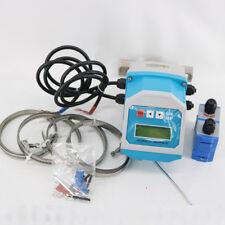 Graigar Ultrasonic Flow Meter TUF-2000F+TM-1 DN50-700mm Fixed Clamp on Flowmeter