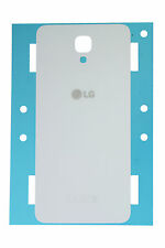 Genuine LG X Screen K500N White Battery Cover - ACQ88767831