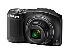 Digitale Kompaktkamera Nikon COOLPIX L620 BLACK 18,1 MP u. 14x Zoom - ref. item