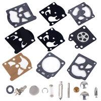 Carburetor Repair Carb Overhaul Rebuilt Kit Diaphragm Fit Walbro WT-274 K24-WAT