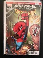 Peter Porker the Spectacular Spider-Ham 1 Variant High Grade Marvel D5-54