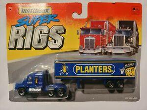 Matchbox Super Rigs Planters Lorry