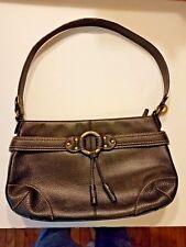 The Sak Black Textured Handbag/Purse