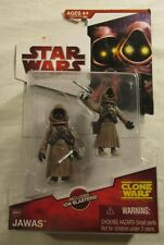 Star Wars The Clone Wars Jawas Includes Ion Blasters CW08 #1