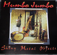 Mumbo Jumbo Shiny Metal Objects CD Jazz Blues Pat Barclay Dave Winslow Jim Bruce