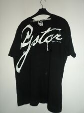 G-Star Raw men`s black short sleeved t-shirt size XXL