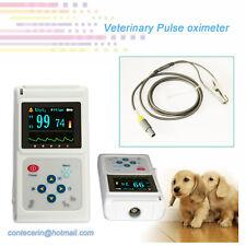 Veterinary Handheld Oximeter/oxymeter Spo2 monitor 1.8''TFT ,PC software,24h VET