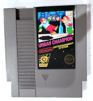 Urban Champion ORIGINAL NINTENDO NES GAME Tested + Working & Authentic!