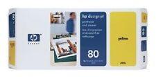 ORIGINAL HP Cabezal de impresión Designjet 1050c 1055cn/C4823A nr. 80 Amarillo