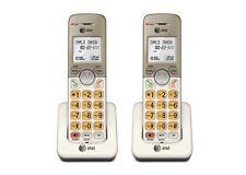 2 x AT&T EL50003 / EL50013 1.9GHz DECT 6.0 Cordless Handset for EL52203, EL52253