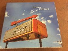 LAFAVE JIMMY - DEPENDING ON THE DISTANCE CD JIMMY LAFAVE