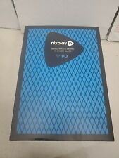 Nixplay N Smart W10F WiFi HD Digital Photo Frame - Black **MINT** FAST SHIP