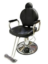 All Purpose Reclining Hydraulic Barber Chair Salon Beauty Spa Shampoo Equipment