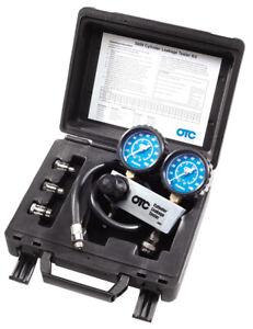 OTC 5609 Cylinder Leakage Tester Kit Motorcycle Internal Engine Diagnostic Tool