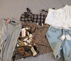 Ladies Clothes Bundle Size 8/10 Uk BNWT 6 Items