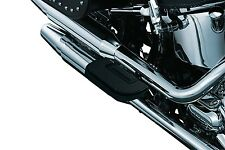 Kuryakyn 4357 Black Rear Passenger Floorboards Yamaha V Star 650 1998-2016
