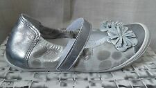 baskets cuir gris BELLAMY taille 33