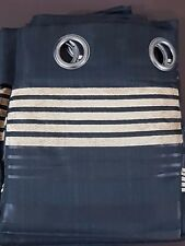 John Lewis Kabu Lined Eyelet Curtain 228cm x 137cm