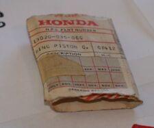 NOS Honda Piston Rings S65 .025 13020-035-000 //FREE SHIPPING//