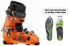 Dalbello Panterra 130 ID ski boots size 27.5 (incl FOOTBED at BIN) NEW 2018