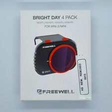 Freewell Seller Refurbished - Bright Day 4 Pack for Mavic Mini 1 & 2 RRP £59.99