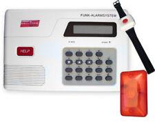 Seniorentelefon Hausnotrufsystem Krankennotruf Notruf Senioren-Notruf System NEU