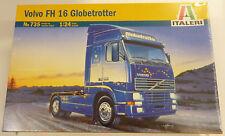 Italeri 1/24 Volvo FH 16 Globetrotter Tractor Cab Semi Truck 735