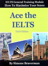 Ace The IELTS - Maximize your IELTS general score 3rd Edition English, Paperback