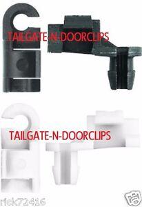 JEEP CHEROKEE GRAND WAGONEER LIBERTY, DOOR / GM DOOR/TAILATE ROD CLIPS TG-14