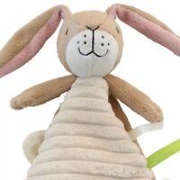 Guess How Much I Love You GHMILY Nutbrown Hare Comfort/Comforter Blanket Toy