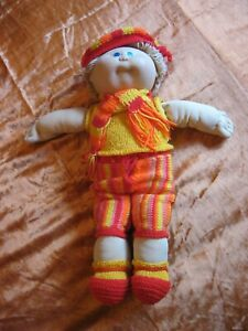 Cabbage Patch Doll. Nice Condition. With Clothes